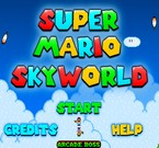 Super Mario Sky World