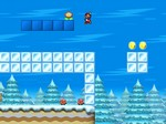 Super Mario Snow Adventure