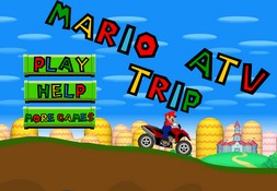 Super Mario ATV – Mario Car