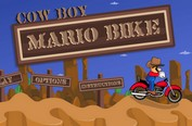 Cow-Boy Mario Bike
