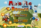 Super Mario Fire Bounce 2