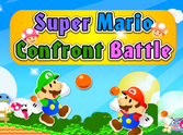 Mario Confront Battle