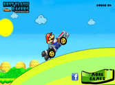 Jugar a Mario Hit the Road