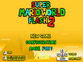 New Mario Flash 2